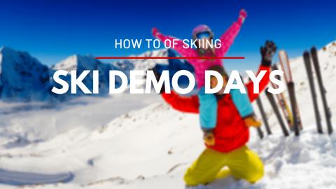 Ski Demo Days
