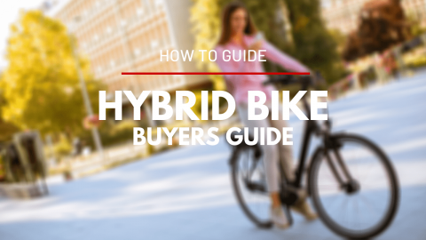 How To Choose the Right Hybrid Bike for you