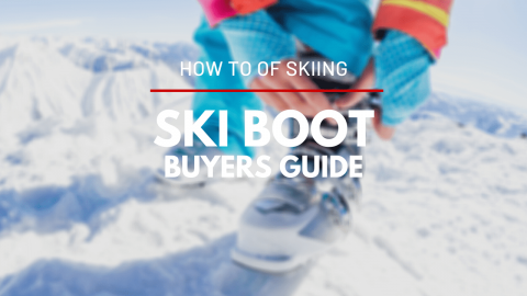 How To Select the Right Ski Boots for you