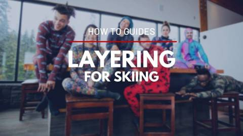 How to Layer for Skiing