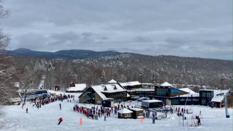 Mont Orford - January 27, 2021