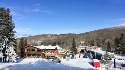 Mont Sutton - January 21, 2020
